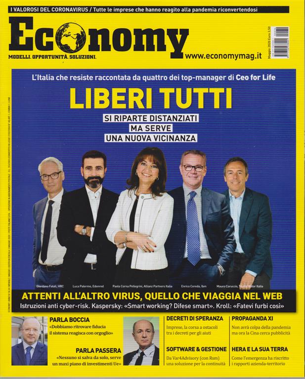 Economy Maggio